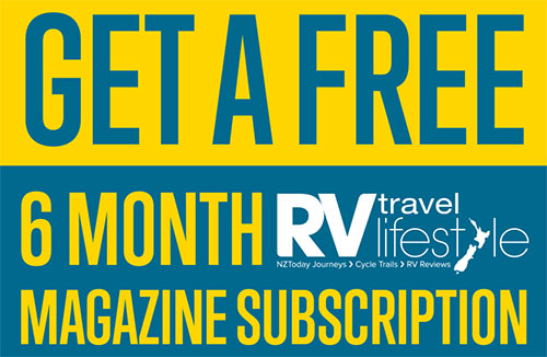 Z Oil Promotion - RV Travel Lifestyle FREE 6 Month Subscription