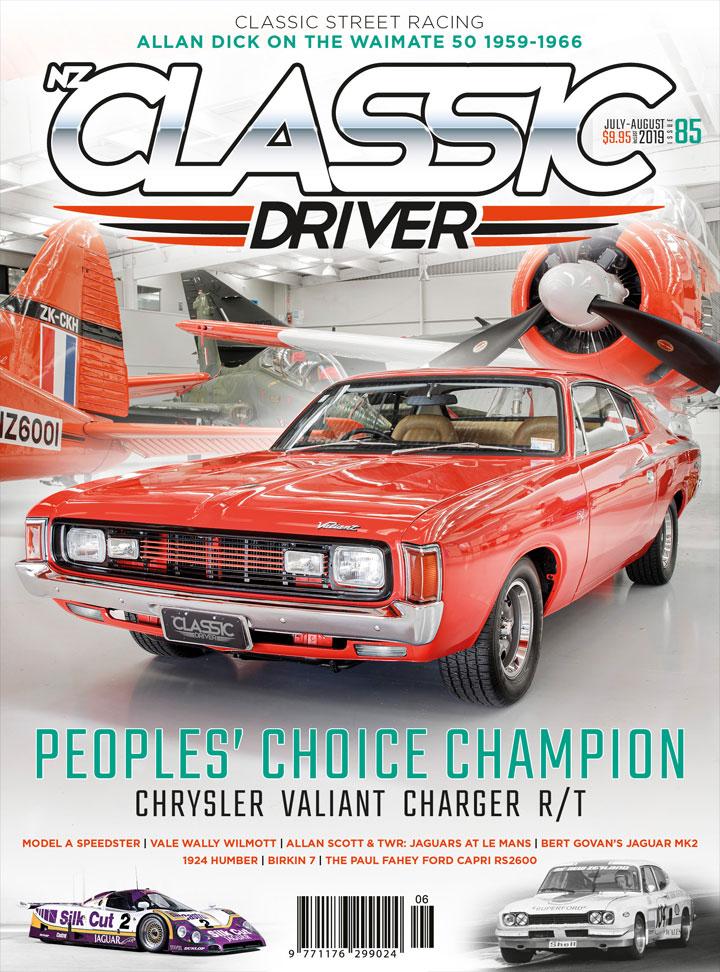 Classic Driver Magazine