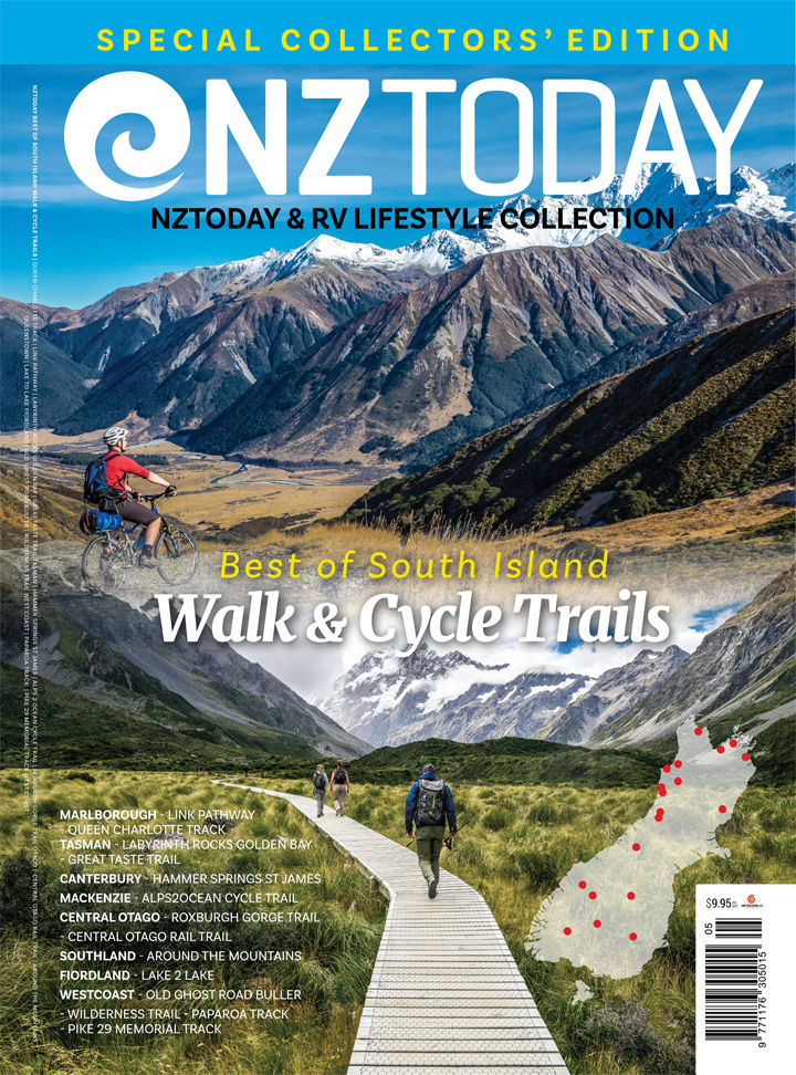 Best of SI Walk & Cycle Trails