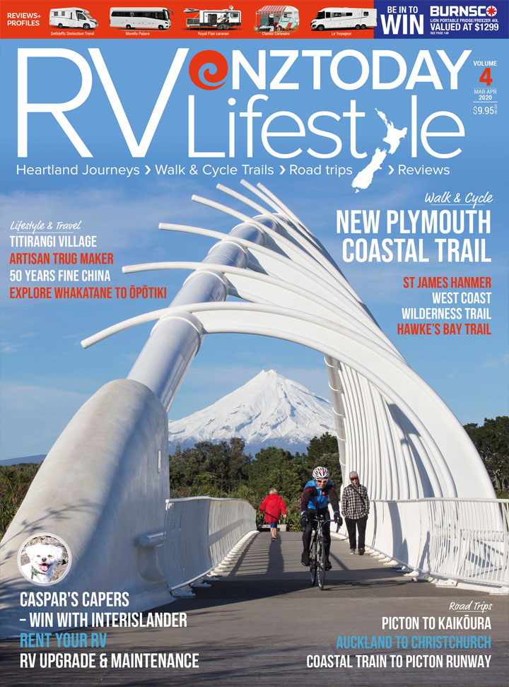 RV NZToday Lifestyle Magazine
