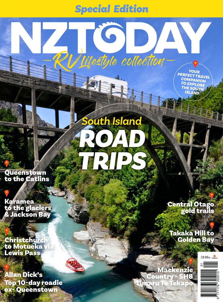 South Island Road Trips – Special Edition